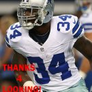 PHILLIP TANNER 2012 DALLAS COWBOYS FOOTBALL CARD