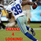 BRANDON CARR 2012 DALLAS COWBOYS FOOTBALL CARD