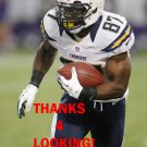 MICHAEL SPURLOCK 2012 SAN DIEGO CHARGERS FOOTBALL CARD