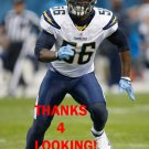 DONALD BUTLER 2012 SAN DIEGO CHARGERS FOOTBALL CARD