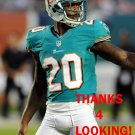 RESHAD JONES 2012 MIAMI DOLPHINS FOOTBALL CARD