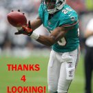 R.J. STANFORD 2012 MIAMI DOLPHINS FOOTBALL CARD
