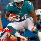 MARCUS THIGPEN 2012 MIAMI DOLPHINS FOOTBALL CARD