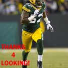 JAMARI LATTIMORE 2012 GREEN BAY PACKERS FOOTBALL CARD