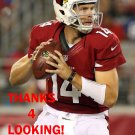 RYAN LINDLEY 2012 ARIZONA CARDINALS FOOTBALL CARD