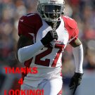 MICHAEL ADAMS 2012 ARIZONA CARDINALS FOOTBALL CARD