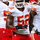 BRANDON SILER 2012 KANSAS CITY CHIEFS FOOTBALL CARD
