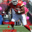 SHAUN DRAUGHN 2012 KANSAS CITY CHIEFS FOOTBALL CARD