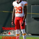 MIKAIL BAKER 2012 KANSAS CITY CHIEFS FOOTBALL CARD