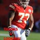 JON ASAMOAH 2012 KANSAS CITY CHIEFS FOOTBALL CARD