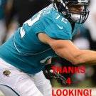 LEE BARBIASZ 2012 JACKSONVILLE JAGUARS FOOTBALL CARD