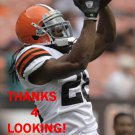 USAMA YOUNG 2012 CLEVELAND BROWNS FOOTBALL CARD