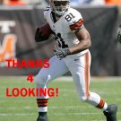 ALEX SMITH 2012 CLEVELAND BROWNS FOOTBALL CARD