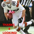JOSH COOPER 2012 CLEVELAND BROWNS FOOTBALL CARD