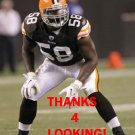 MARCUS BENARD 2012 CLEVELAND BROWNS FOOTBALL CARD