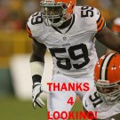 EMMANUEL ACHO 2012 CLEVELAND BROWNS FOOTBALL CARD