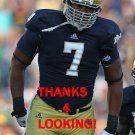 STEPHON TUITT 2012 NOTRE DAME FIGHTING IRISH CARD