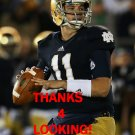 TOMMY REES 2012 NOTRE DAME FIGHTING IRISH CARD