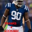 CORY REDDING 2012 INDIANAPOLIS COLTS FOOTBALL CARD