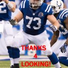 SETH OLSEN 2012 INDIANAPOLIS COLTS FOOTBALL CARD
