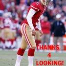 GIORGIO TAVECCHIO 2012 SAN FRANCISCO 49ERS FOOTBALL CARD