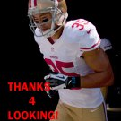 BEN HANNULA 2012 SAN FRANCISCO 49ERS FOOTBALL CARD
