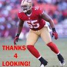 AHMAD BROOKS 2012 SAN FRANCISCO 49ERS FOOTBALL CARD