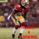 TRAMAINE BROCK 2012 SAN FRANCISCO 49ERS FOOTBALL CARD