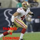 CAMERON BELL 2012 SAN FRANCISCO 49ERS FOOTBALL CARD