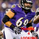 JACK CORNELL 2012 BALTIMORE RAVENS FOOTBALL CARD