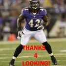 NIGEL CARR 2012 BALTIMORE RAVENS FOOTBALL CARD
