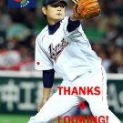 HIDEAKI WAKUI 2013 TEAM JAPAN WORLD BASEBALL CLASSIC CARD