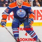 MARK FISTRIC 2012-13 EDMONTON OILERS HOCKEY CARD