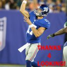 CURTIS PAINTER 2013 NEW YORK GIANTS FOOTBALL CARD