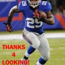 MICHAEL COX 2013 NEW YORK GIANTS FOOTBALL CARD