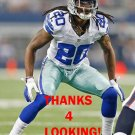 B.W. WEBB 2013 DALLAS COWBOYS FOOTBALL CARD