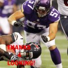 AUDIE COLE 2013 MINNESOTA VIKINGS FOOTBALL CARD