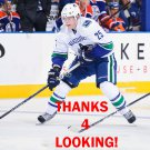 MIKE SANTORELLI 2013-14 VANCOUVER CANUCKS HOCKEY CARD