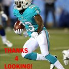 DE'ANDRE PRESLEY 2013 MIAMI DOLPHINS FOOTBALL CARD