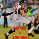 CHASE COFFMAN 2013 ATLANTA FALCONS FOOTBALL CARD