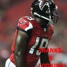 DREW DAVIS 2013 ATLANTA FALCONS FOOTBALL CARD