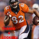 JAKE O'CONNELL 2013 DENVER BRONCOS FOOTBALL CARD