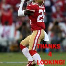 TRAMAINE BROCK 2013 SAN FRANCISCO 49ERS FOOTBALL CARD