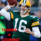 SCOTT TOLZIEN 2013 GREEN BAY PACKERS FOOTBALL CARD