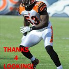 THOMAS HOWARD 2012 CINCINNATI BENGALS FOOTBALL CARD