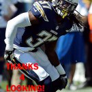 JAHLEEL ADDAE 2013 SAN DIEGO CHARGERS FOOTBALL CARD