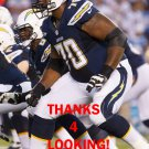 MAX STARKS 2013 SAN DIEGO CHARGERS FOOTBALL CARD
