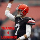 ALEX TANNEY 2013 CLEVELAND BROWNS FOOTBALL CARD