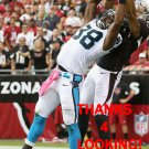 ROBERT LESTER 2013 CAROLINA PANTHERS FOOTBALL CARD