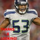 MALCOLM SMITH 2013 SEATTLE SEAHAWKS FOOTBALL CARD